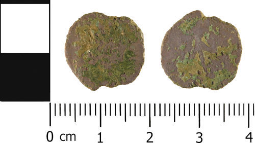 WMID-282261: WMID-282261: Roman coin: Nummus of the House of Valentinian