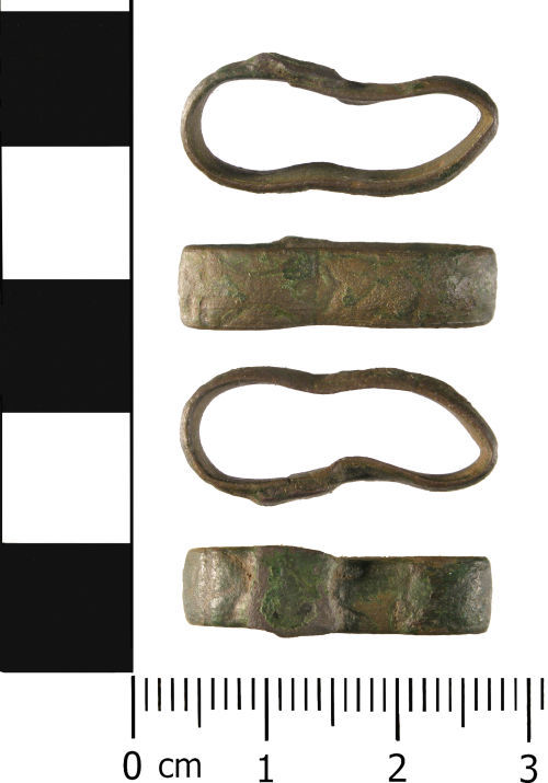 WMID-386A98: Medieval: Decorated finger ring
