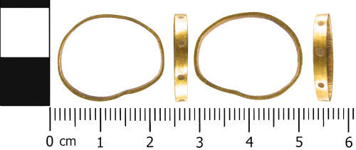 WMID-4ECE42: Medieval to Post Medieval: Finger ring