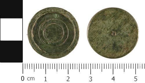 WMID-5024E6: Modern: Complete circular trade weight