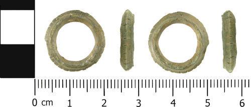 WMID-7114B7: Medieval: Incomplete finger ring