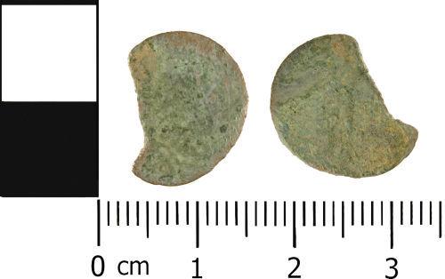 WMID-753C70: WMID-753C70: Roman coin: Nummus of uncertain Emperor