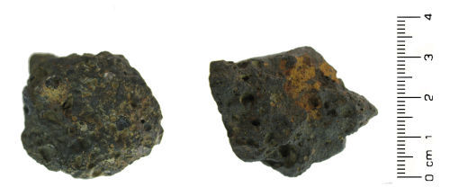 WMID-A7CD98: Iron Age to Medieval: Slag