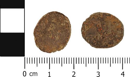 WMID-0A4E97: Roman coin: Radiate of uncertain emperor