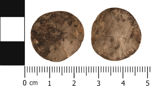 WMID-457784: Post medieval coin: Probable Groat of Elizabeth I