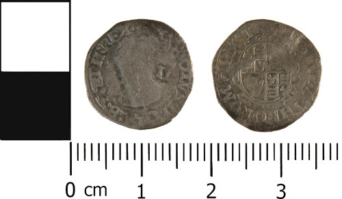 WMID-776853: Post Medieval coin: Half groat of Charles I