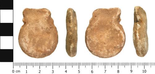 WMID-795444: Medieval: Incomplete ampulla