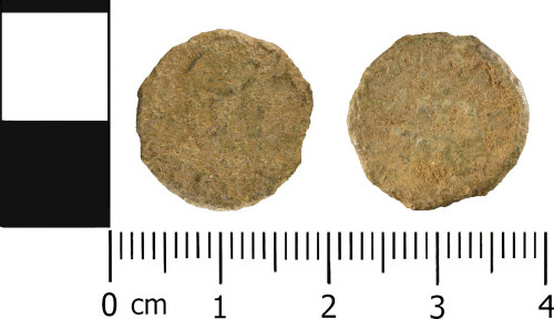 WMID-876354: Roman coin: Nummus of the House of Valentinian