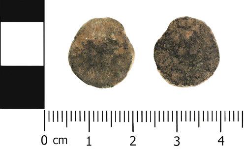 WMID-9C4484: Roman coin: Radiate of uncertain Emperor