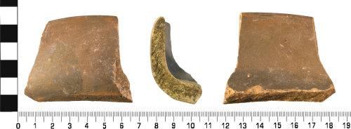 WMID-CEE7EB: Roman: Incomplete ceramic vessel