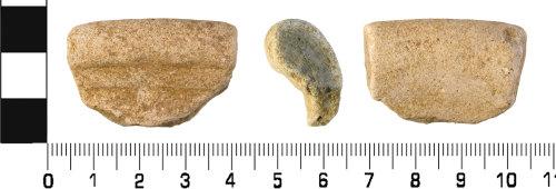 WMID-CF66D1: Roman: Incomplete ceramic vessel