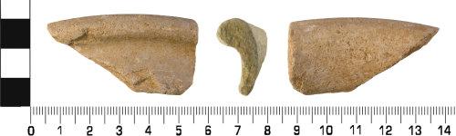WMID-CF7B6E: Roman: Incomplete ceramic vessel