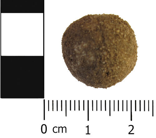 LVPL-2CDEB6: Post medieval: Musket / Pistol ball or shot