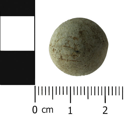 LVPL-35B8A7: Post Medieval: Shot / Musket ball
