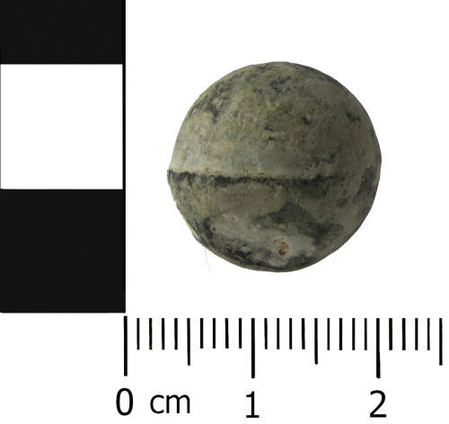 LVPL-35C938: Post Medieval: Shot / Musket ball
