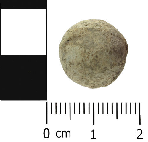 LVPL-9A5C37: Post Medieval: Shot / Musket ball