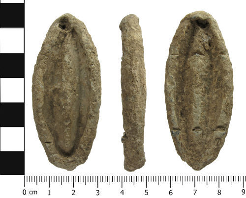 LVPL-B43AC5: Medieval: Fishing weight