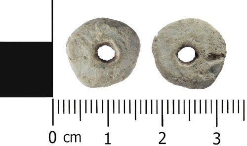 LVPL-E0C351: Roman to Post Medieval: Spindle Whorl or Weight