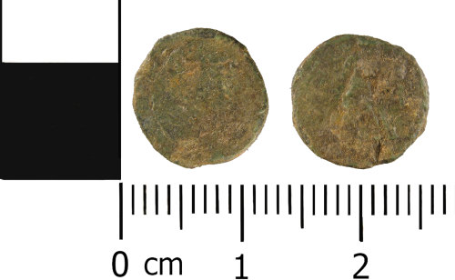 WMID-06D2AB: Roman coin: Nummus of House of Valentinian