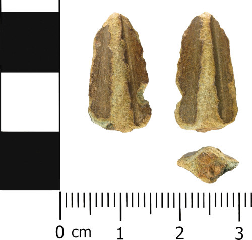 WMID-560F7F: Middle Bronze Age: Probable spear head