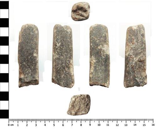 PUBLIC-BCB2DE: Early medieval whetstone