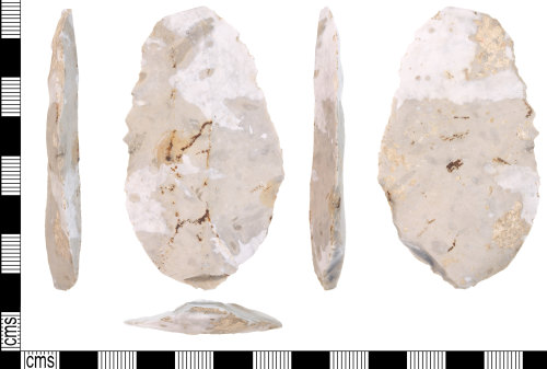 KENT-07E344: Lithic flake