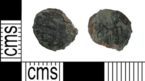 KENT-17D802: Barbarous Radiate in the name of Claudius II