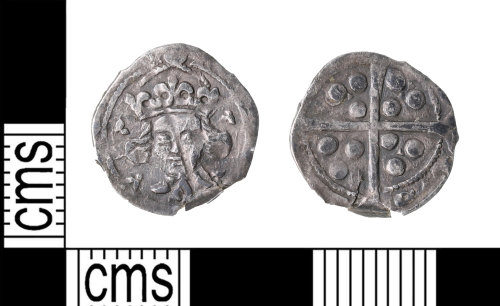 KENT-38D027: A penny of Henry VII