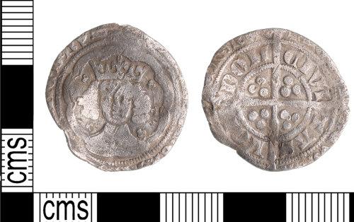 KENT-808977: Edward III pre treaty series Gb groat