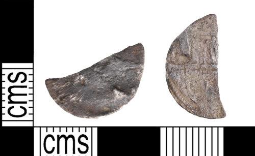 KENT-87CA25: Elizabethan sixpence