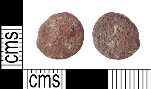 KENT-92ADB5: Constantinopolis nummus