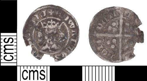 KENT-CC6148: Long Cross Penny Edward III
