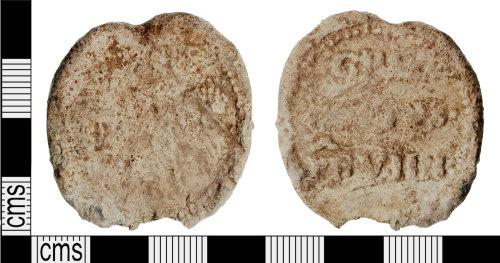 KENT-D322C8: Papal Bulla of Gregory IX
