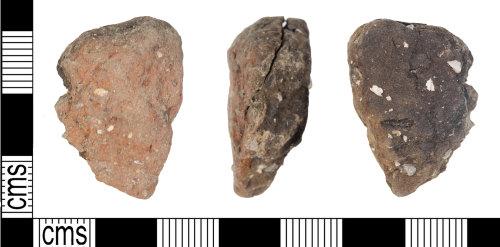 KENT-D37496: Fragment of ceramic vessel