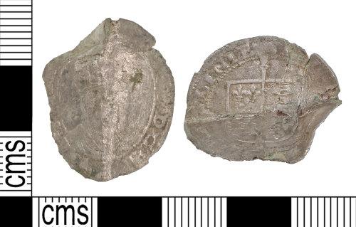 KENT-EA5360: Groat of Henry VIII