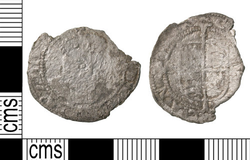 KENT-EA8294: Contemporary copy of a old head groat of Edward VI