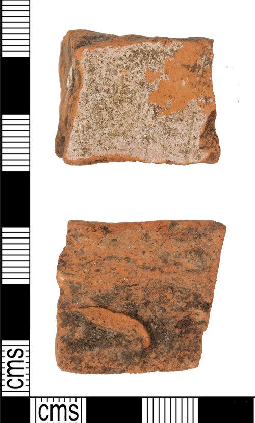 KENT-EE54D2: roman ceramic tessera