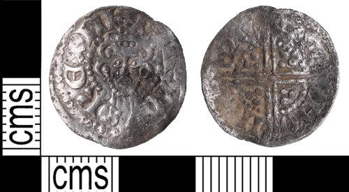 KENT-F11E36: Voided long cross penny