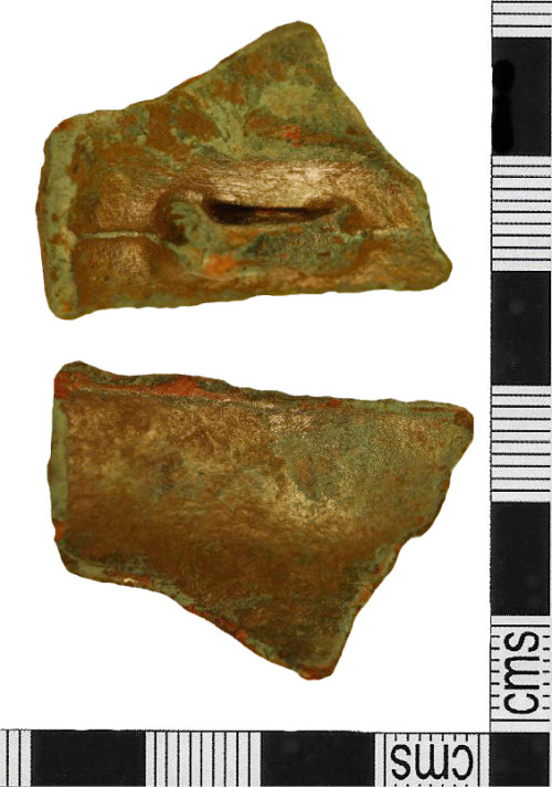 PUBLIC-04DC0B: Socketed axe fragment