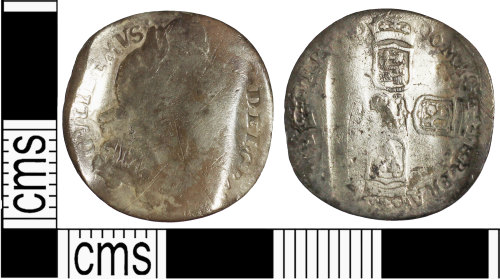PUBLIC-8613A2: William III sixpence