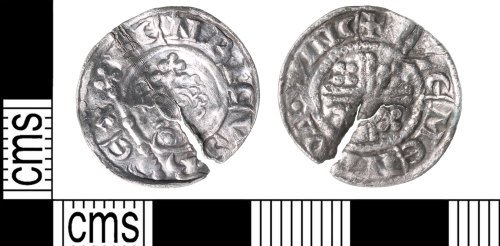 KENT-87358F: Henry II penny from Winchester