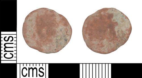 KENT-FF6C30: Nummus of Julian or Constantius II