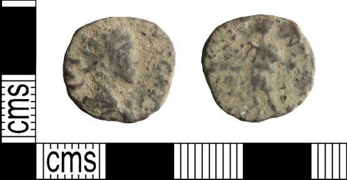 WILT-376314: Roman barbarous radiate