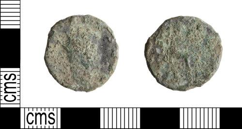 WILT-9A78B3: Roman radiate