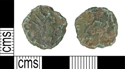KENT-9C077A: Claudius Coin