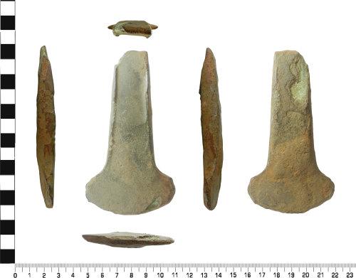 LVPL-AC4D8B: Bronze Age axe head