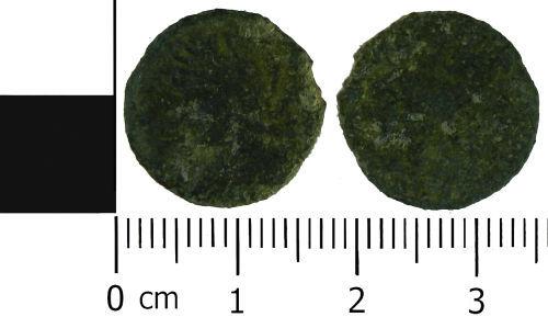 LVPL-4BD5A7: Roman coin