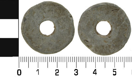 LVPL-6BEF52: spindle whorl