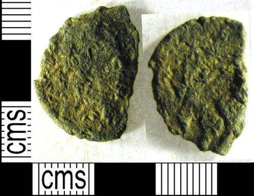 LVPL-375655: Contemporary copy of a nummus of Constantius II.