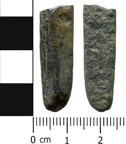 LVPL-345713: Early Medieval silver ingot